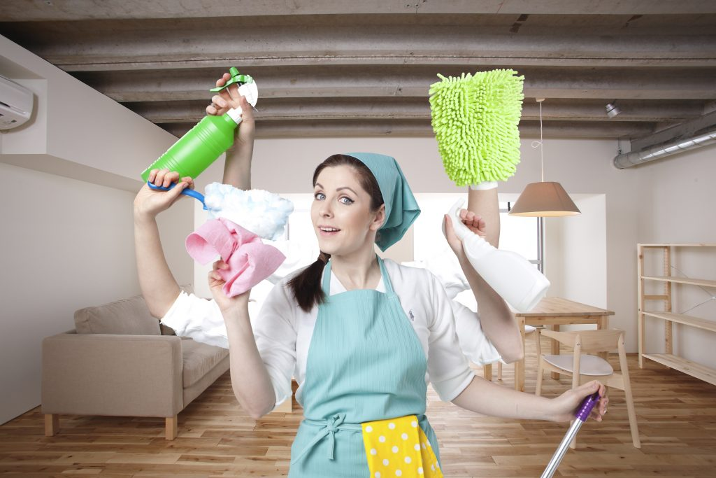 ハウスクリーニングの資格とは|いつもの家事をお仕事に!